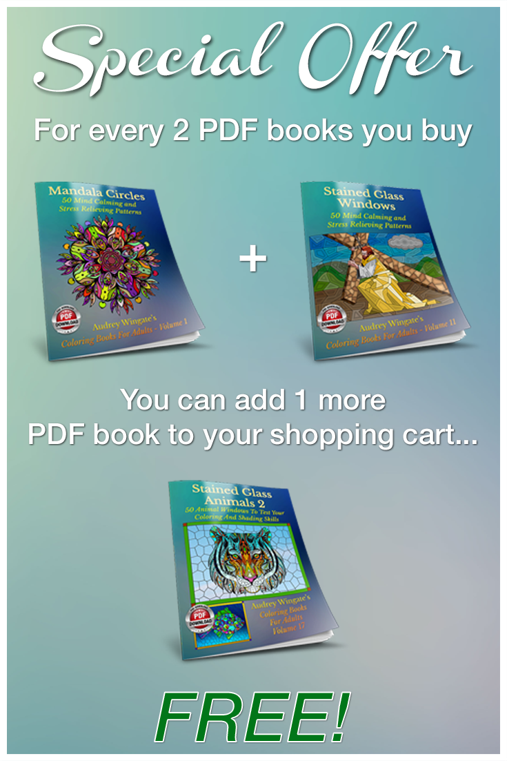 Buy 2 PDFs and Get 1 Free