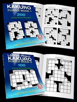 Kakuro PDF Books
