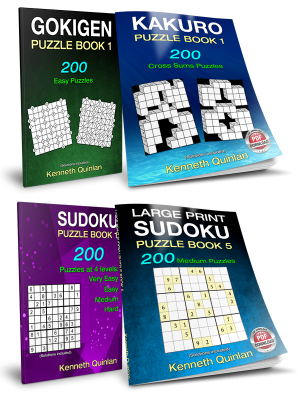 Large Puzzle Books
