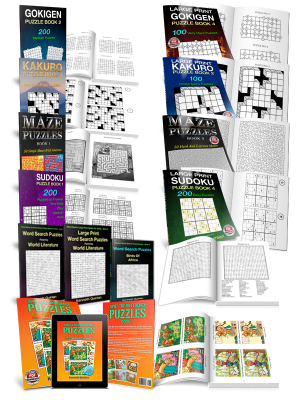 Puzzle Books