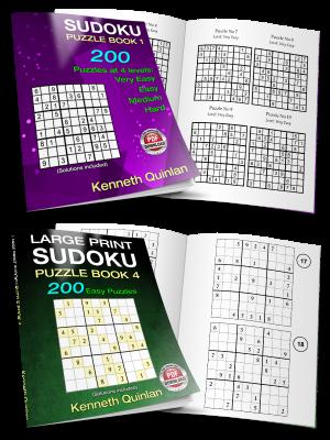 Sudoku PDF Books