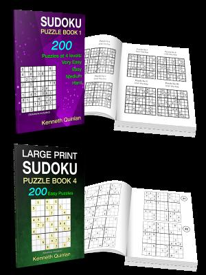 Sudoku Print Books